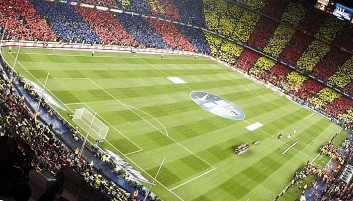 Camp Nou Verkaufte Tickets La Liga