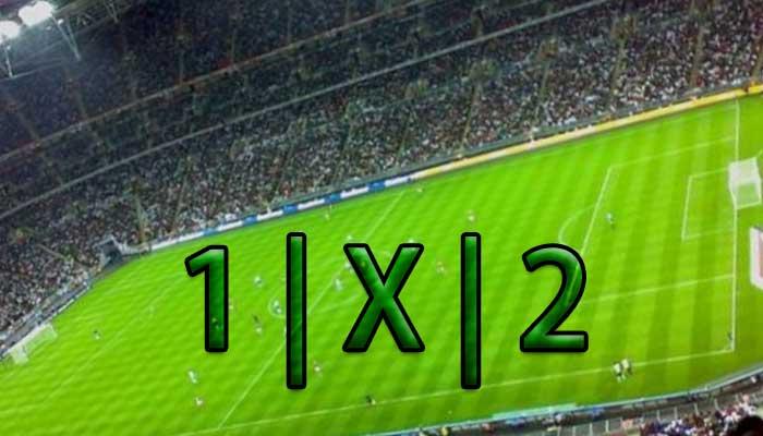 Sportwetten Fussbal Angebot 1X2