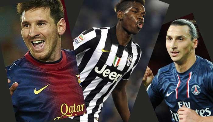 reichsten Fußballspieler der Welt