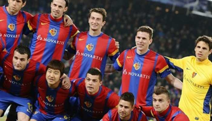 FC Basel Champions League